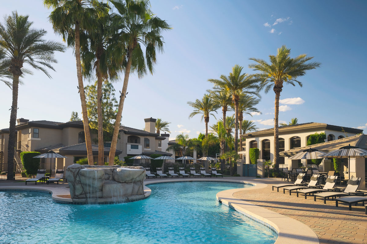 Premium furnished monthly housing in Phoenix and Scottsdale